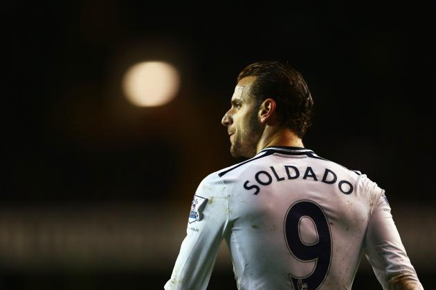 Scouting Report: Did Valencia Sell a Dud in Roberto Soldado to Tottenham?