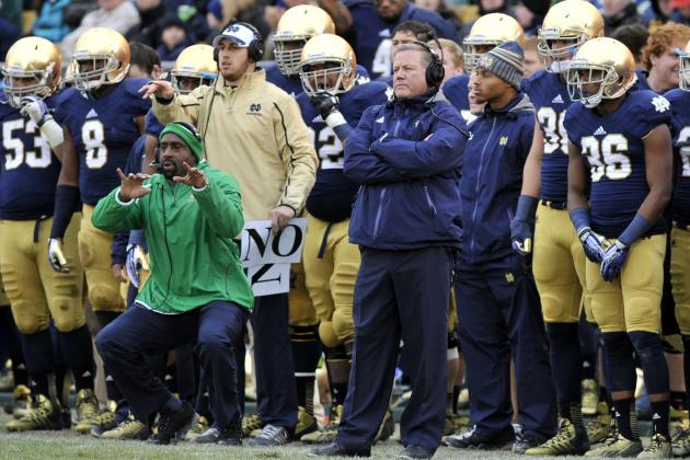 Could Notre Dame Dominate the State of Indiana in Recruiting?