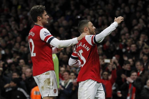 Arsenal vs. Crystal Palace Score, Grades and Post-Match Reaction
