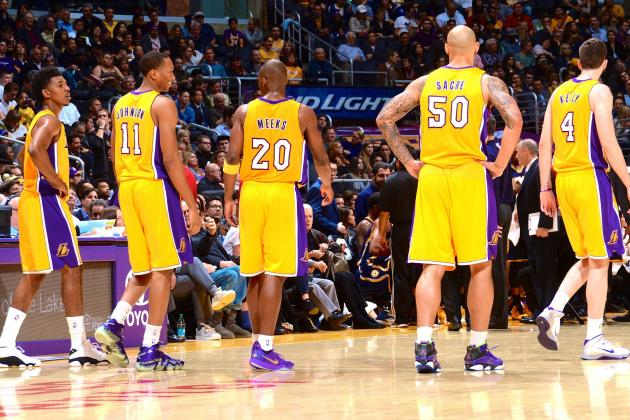 What Are LA Lakers Playing for During Injury-Ravaged Season?