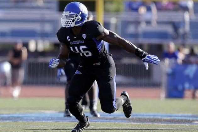 Khalil Mack NFL Draft 2014: Highlights, Scouting Report and More