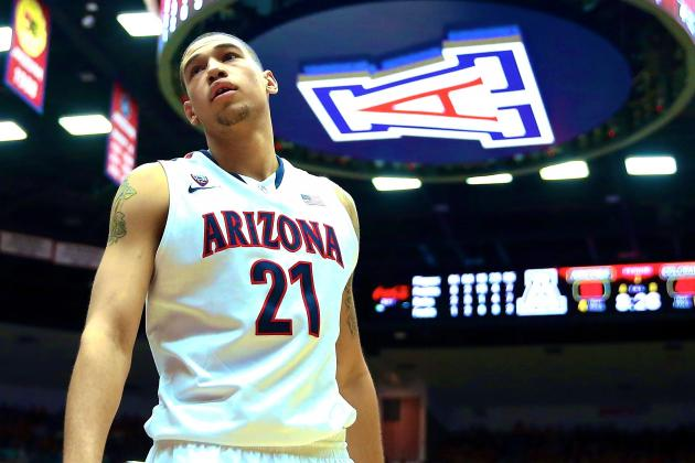 Brandon Ashley Injury: Updates on Arizona Forward's Foot and Return