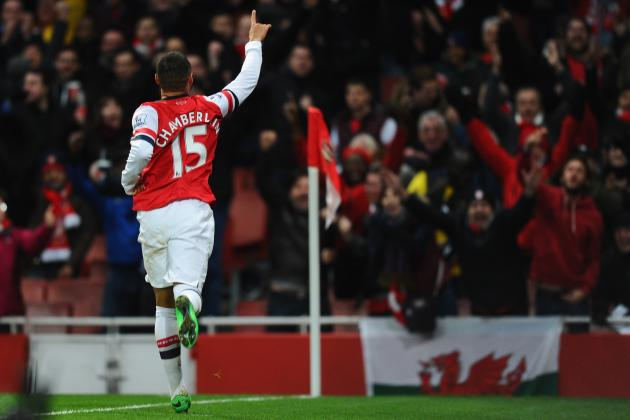 Arsenal vs. Crystal Palace: Alex Oxlade-Chamberlain Is Back with a Bang