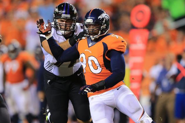 Report: Broncos Expected to Re-Sign Veteran DE Shaun Phillips