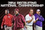 Top CFB Recruiting Classes Heading into National Signing Day