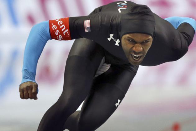 US Olympic Speedskating 2014: Ranking Top Medal Contenders on Team USA