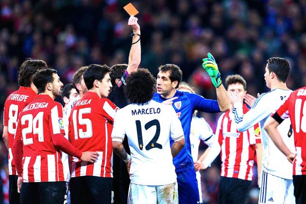 Athletic Bilbao vs. Real Madrid Score, Grades and Post-Match Reaction
