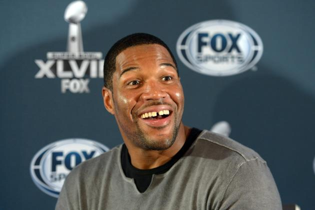 Michael Strahan Elected to Hall of Fame with Single-Season Sack Record in Tact