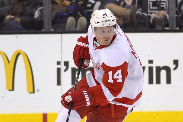 Gustav Nyquist's Successful 2014 Olympic Bid Would Benefit Detroit Red Wings