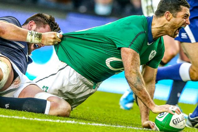 Ireland vs. Scotland: Six Nations Final Score, Report and Reaction