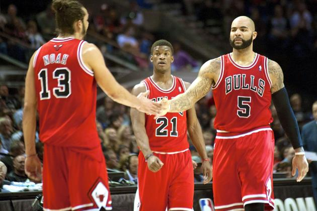 How Are the Chicago Bulls Still Winning Games?
