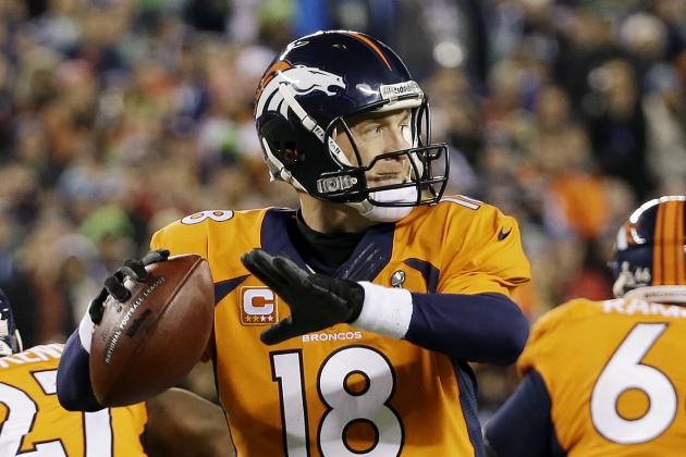 Super Bowl Quarter Score: Seahawks vs. Broncos 2nd Quarter Update and Recap