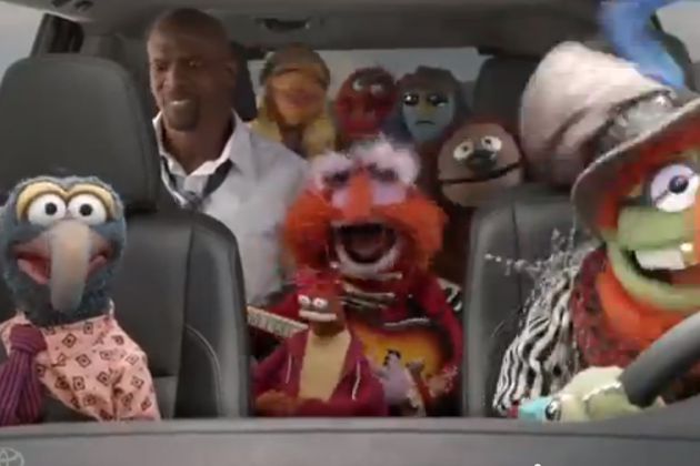 Toyota Super Bowl Commercial 2014: Muppets and Terry Crews Star in Game-Day Ad
