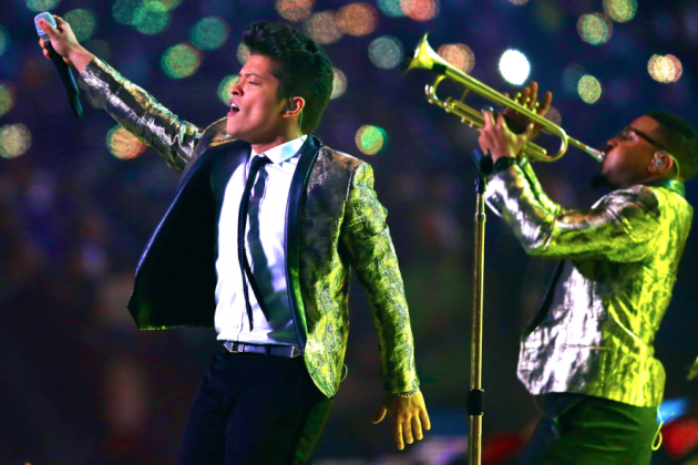 Super Bowl Pepsi Halftime Show 2014: Grading Bruno Mars, Red Hot Chili Peppers