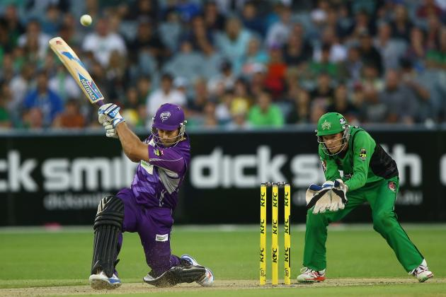 Melbourne Stars vs. Hobart Hurricanes Preview: Date, Time, Live Stream, TV Info