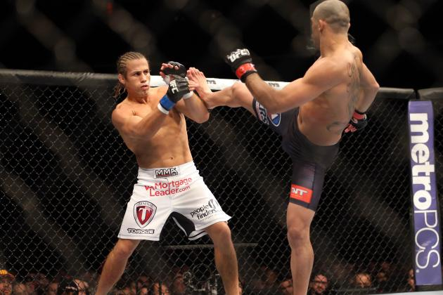 UFC 169: Dissecting Long-Term Implications of Barao-Faber II