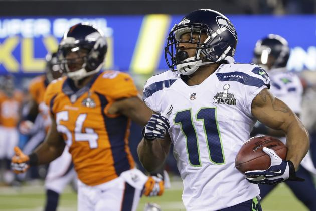 Super Bowl Quarter Score: Seahawks vs. Broncos 3rd Quarter Update and Recap