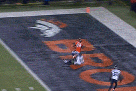 Peyton Manning Touchdown Pass to Demaryius Thomas