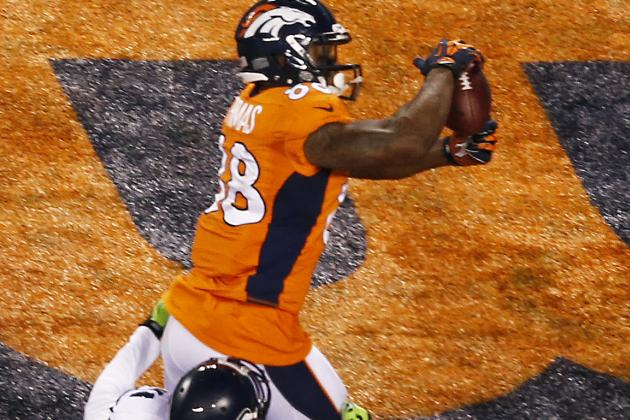 Broncos Find Their Way to the End Zone