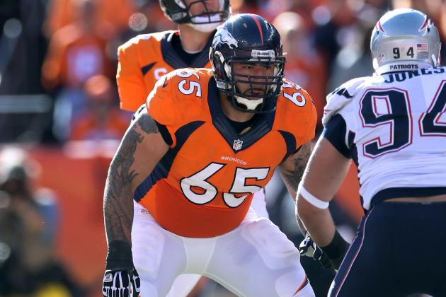 Louis Vasquez Injury: Updates on Broncos OG's Ribs and Recovery