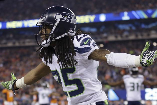 Super Bowl 2014 Score: Quarter-by-Quarter Breakdown of Seahawks vs. Broncos