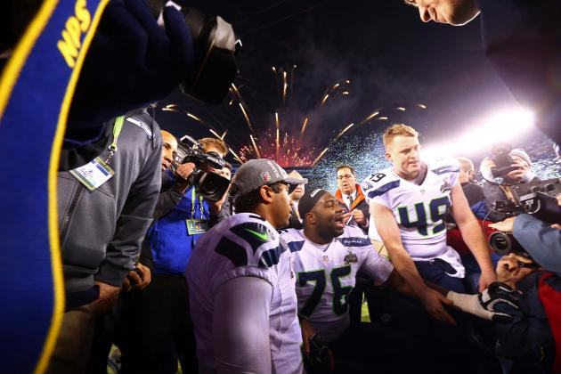 Seahawks vs. Broncos Score: Initial Observations from Super Bowl 2014