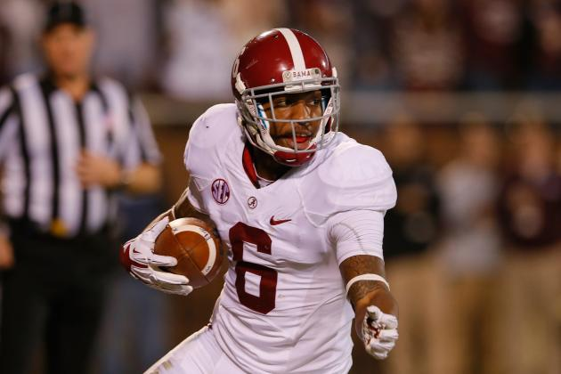 Ha'Sean Clinton-Dix Scouting Report: NFL Outlook for Alabama Safety