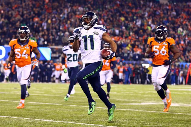 Percy Harvin Looks Well Worth 1st-Round Pick in Super Bowl Performance