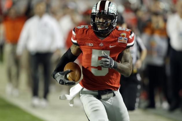 How Braxton Miller Can Avoid Denard Robinson-Like Senior Letdown