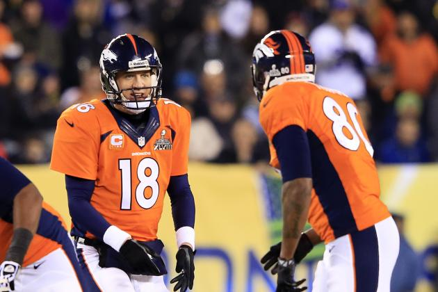 Thomas, Broncos Not 'Blaming' Peyton for Loss