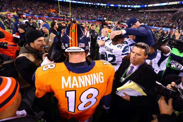 Broncos Lose Record Fifth Super Bowl in 43-8 Blowout