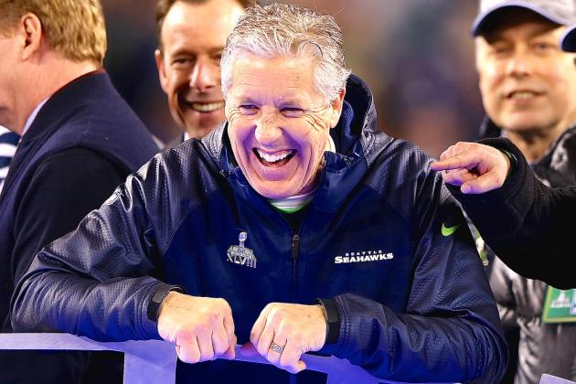 Why the Seattle Seahawks Have Pete Carroll to Thank for Super Bowl XLVIII Win