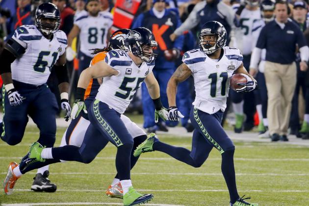 Super Bowl 2014 Highlights: Examining Pivotal Moments from Seahawks vs. Broncos