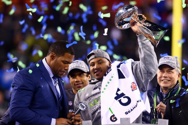 Broncos vs. Seahawks: MVP Winner and Top Performers from Super Bowl 2014