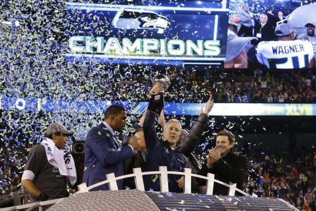 Seattle Seahawks Parade 2014: Date, Time, Expected Route for Title Celebration