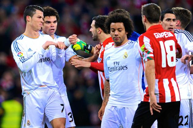 Cristiano Ronaldo Red Card: How Real Madrid Will Cope in Star's Absence