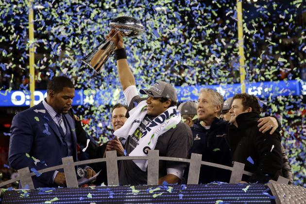 Super Bowl 2014: Seahawks' Reign Atop NFL Is Just Beginning