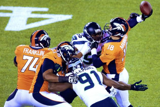 How the Seahawks Dominated Peyton Manning and the Broncos