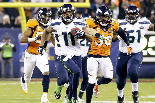 Super Bowl 2014 Score: Biggest Highlights from Seahawks' Win over Broncos
