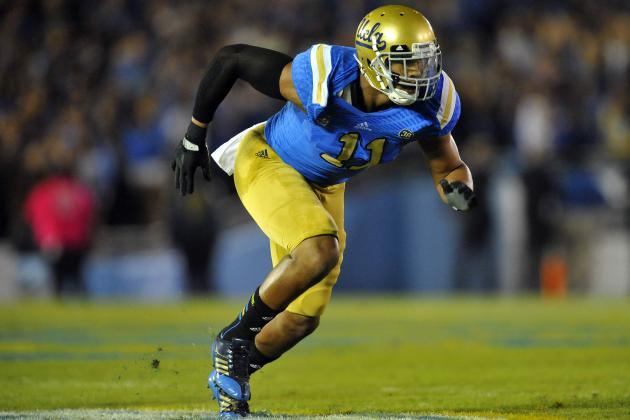 Anthony Barr Scouting Report: NFL Outlook for UCLA Outside Linebacker