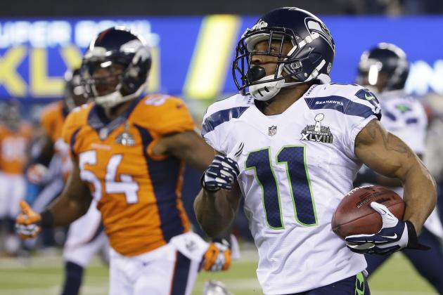 Super Bowl 2014 Highlights: Reliving Top Moments from Seahawks vs. Broncos