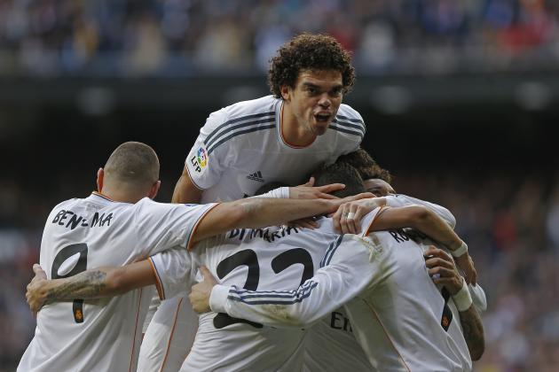 Why Real Madrid Are the Team to Beat in the Champions League and La Liga