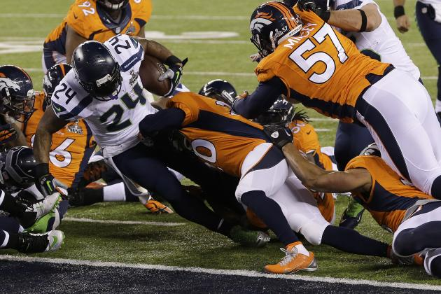 Super Bowl 2014 Highlights: Analyzing Plays That Decided Outcome