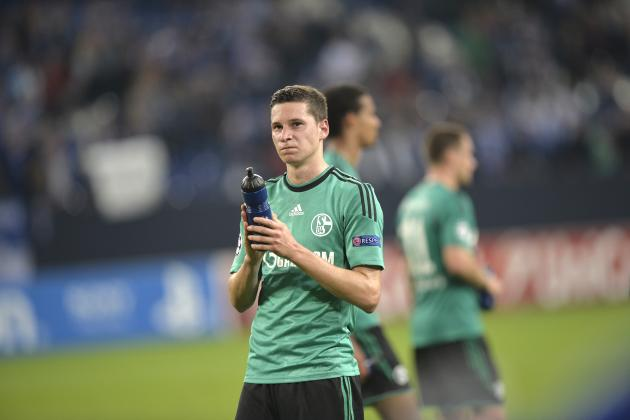 Arsenal Transfer News: Julian Draxler Deal 'Stopped' by Bayern Munich