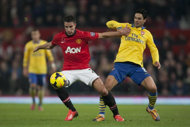 Manchester United Transfer Rumours: Robin Van Persie Tipped for Arsenal Return