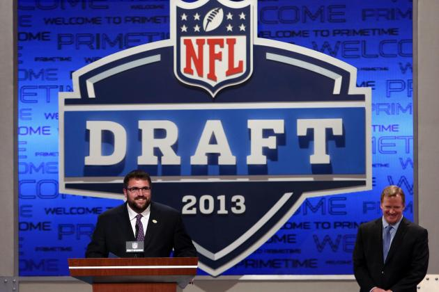 NFL Draft Order 2014: Full List of Selections for Entire Draft