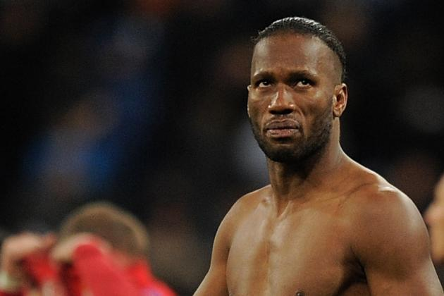 GIF: Didier Drogba Scores Cheeky Backheel for Galatasaray, Doesn't Celebrate