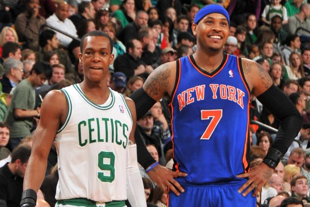 Could Boston Celtics Be Perfect Trade Partner in a Carmelo Anthony Deal?