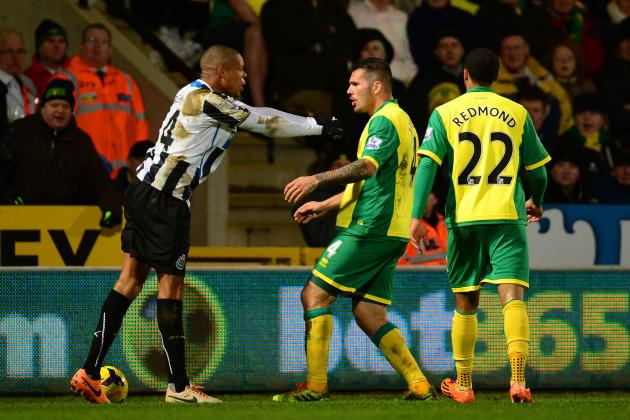 Newcastle United and Norwich City Charged by FA for Failing to Control Players