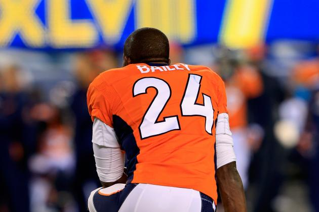 Champ Bailey Says He's Not Done Playing Football